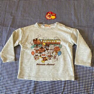 アンパンマン 厚手長袖Tシャツ 95