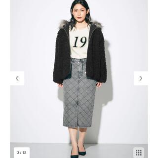 GRACE CONTINENTAL - 今季新作 完売 グレースコンチネンタル スカート