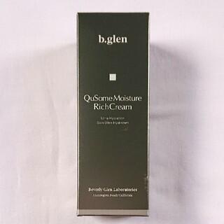 b.glen - b.glen(ビーグレン)QuSomeモイスチャーリッチクリーム