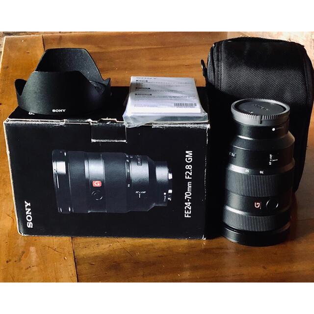 SONY(ソニー)のSONY FE24-70mm F2.8 GM スマホ/家電/カメラのカメラ(レンズ(ズーム))の商品写真