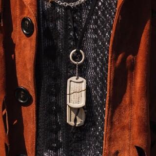 コモリ(COMOLI)のmasu ネックレス stein rakines ダイワピア39(ネックレス)