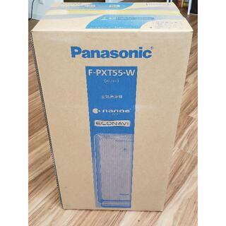 Panasonic - パナソニック 空気清浄機 25畳 ホワイト F-PXT55-W