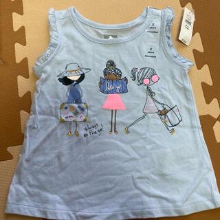ベビーギャップ(babyGAP)の☆新品☆baby GAP フリルタンクトップ 2years(Tシャツ/カットソー)