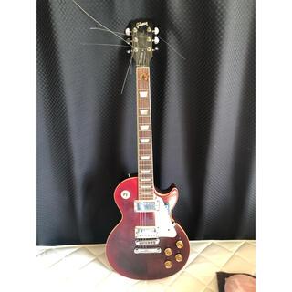 ギブソン(Gibson)のgibson レスポール スタンダード ワインレッド(エレキギター)