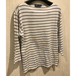セントジェームス(SAINT JAMES)のsaintjames  バスクボーダーシャツ フランス製(Tシャツ/カットソー(七分/長袖))
