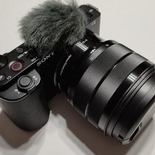SONY - sony ZV-E10 sel1018 ミラーレス レンズセット