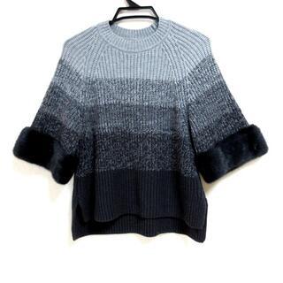 フェンディ(FENDI)のフェンディ セーター サイズ36(I) S -(ニット/セーター)