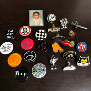 Supreme - Supreme pins pin badge セット バラ売り不可