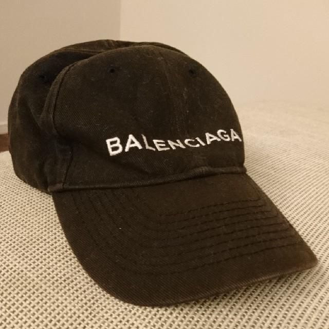 Balenciaga(バレンシアガ)の国内購入 BALENCIAGA 帽子 キャップ メンズの帽子(キャップ)の商品写真