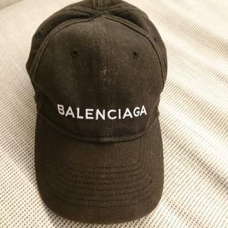 Balenciaga - 国内購入 BALENCIAGA 帽子 キャップ