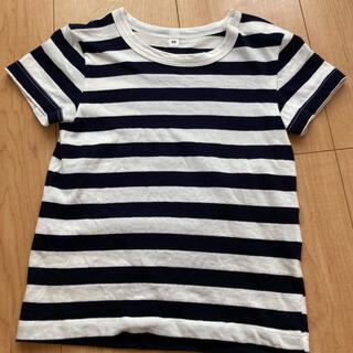 ムジルシリョウヒン(MUJI (無印良品))のTシャツ 90(Tシャツ/カットソー)