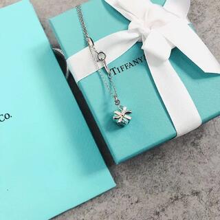 Tiffany & Co. - Tiffany ティファニー スターリングシルバー鎖骨ネックレス