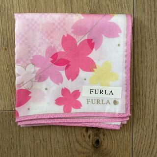 フルラ(Furla)のFURLA フルラ ハンカチ 新品未使用(ハンカチ)