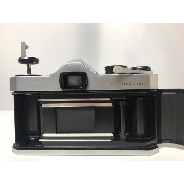 PENTAX(ペンタックス)のPENTAX SP ペンタックス 望遠レンズ フィルムカメラ スマホ/家電/カメラのカメラ(フィルムカメラ)の商品写真