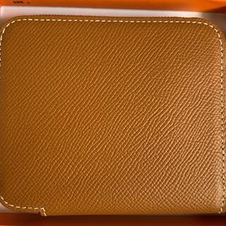 エルメス(Hermes)のエルメスシルクインコンパクト(財布)