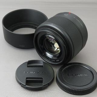 Panasonic - パナソニック G25mmF1.7BLACK