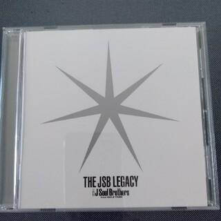 サンダイメジェイソウルブラザーズ(三代目 J Soul Brothers)のCD 三代目JSoulBrothers THE JSB LEGACY(ポップス/ロック(邦楽))
