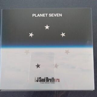 サンダイメジェイソウルブラザーズ(三代目 J Soul Brothers)の三代目 J Soul Brothers PLANET SEVEN(2DVD付)(ポップス/ロック(邦楽))