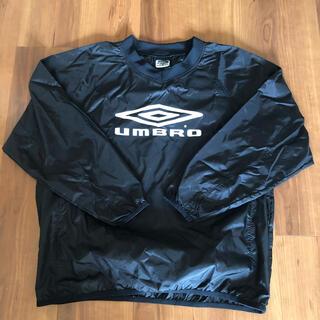 アンブロ(UMBRO)のumbro ピステ 140 ブラック ナイキ adidas LUZ(ウェア)