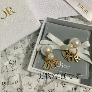 Dior - Dior パールピアス 新品