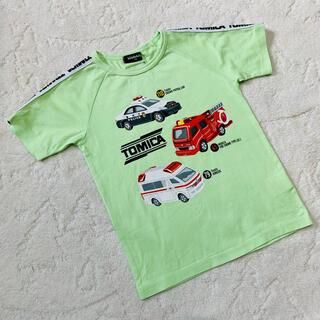 kladskap - クレードスコープ トミカ コラボ 半袖Tシャツ 120