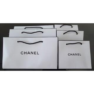 CHANEL - CHANEL  ショッパー袋 6枚❤︎