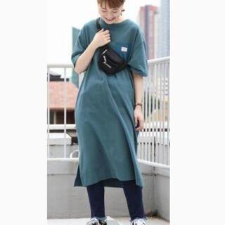 コーエン(coen)のcoen ロング丈Tシャツ(Tシャツ(半袖/袖なし))