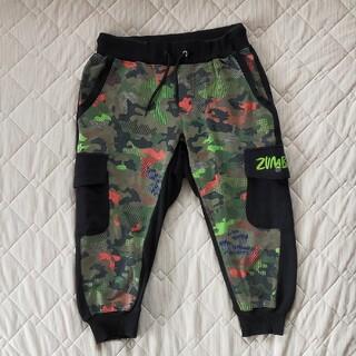 ズンバ(Zumba)のZUMBA ズンバウェア カプリパンツ 半ズボン 迷彩(トレーニング用品)