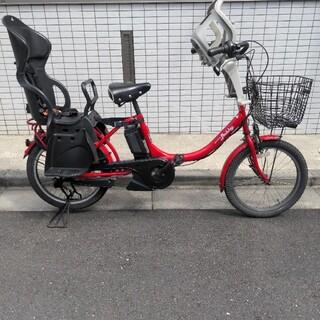 ヤマハ(ヤマハ)のヤマハ  Pas Babby XL 2016年式 3人乗 20インチ 電動自転車(自転車本体)
