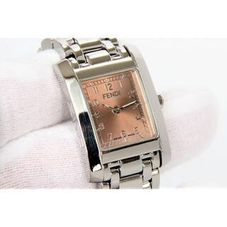 フェンディ(FENDI)のフェンディ FENDI 女性用 腕時計 電池新品 s1323(腕時計)