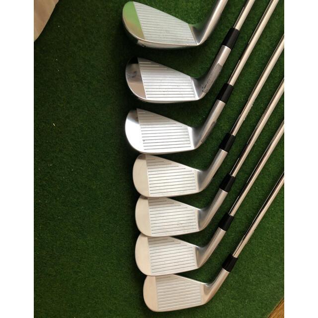 BRIDGESTONE(ブリヂストン)のたかたさん専用 ブリヂストン TOUR B X-CB アイアン  スポーツ/アウトドアのゴルフ(クラブ)の商品写真