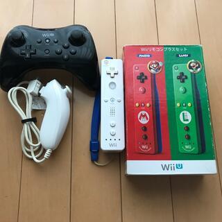 任天堂 - Wiiリモコンプラスセット他