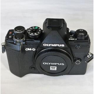OLYMPUS - 美品 OLYMPUS OM-D E-M5 mark3 ボディ