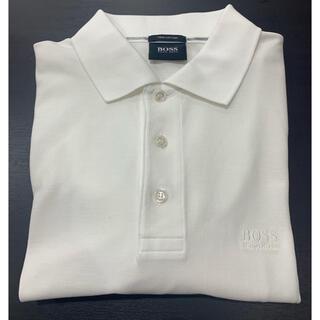 HUGO BOSS - 1回 定価1.8万 ヒューゴボス 半袖 ポロシャツ PIMA COTTON M