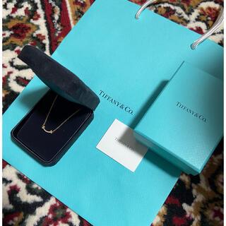 Tiffany & Co. - ティファニー 🌸Tスマイル ネックレス 🌸ダイヤ