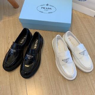 PRADA - ☆レディース 革靴☆Pradaプラダ ☆01