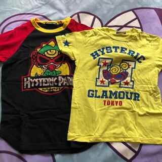 HYSTERIC MINI - Tシャツ 140 セット