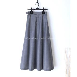 STUNNING LURE - 試着のみ STUNNING LURE 19AW ウールスカート