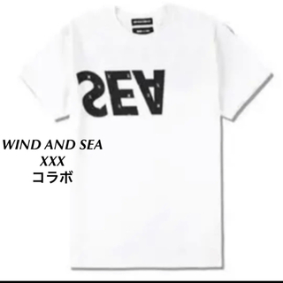 Supreme - WIND AND SEA GOD SELECTION XXX Tシャツ 白 M