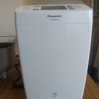 Panasonic - おまけつき⭐️グルテンつき⭐️Panasonic⭐️ゴパン⭐️2015年製