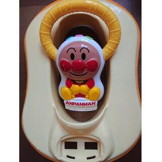 アンパンマン(アンパンマン)のアンパンマン おまる トイレトレーニング トイトレ おしゃべり  音楽 たのしい(ベビーおまる)