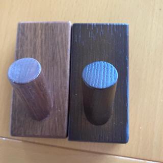 ムジルシリョウヒン(MUJI (無印良品))の無印良品 壁にかけれる フック インテリア 家具(棚/ラック/タンス)