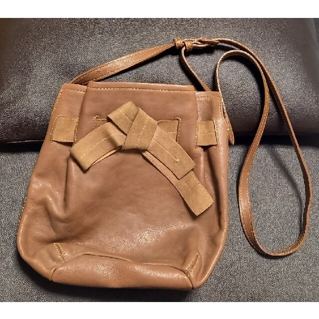 genten(ゲンテン)のgentenショルダーバッグ レディースのバッグ(ショルダーバッグ)の商品写真