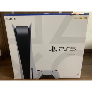 PlayStation - プレステ5 本体 新品未使用 水曜までクーポン使用可!