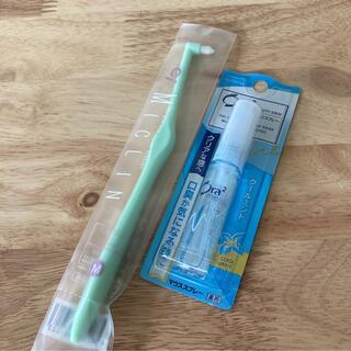 サンスター(SUNSTAR)のマウススプレー&歯ブラシ(歯ブラシ/デンタルフロス)