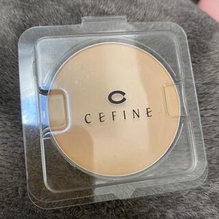 セフィーヌ(CEFINE)のセフィーヌ シルクウェットパウダー OC90(レフィル)(ファンデーション)