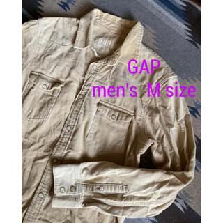 ギャップ(GAP)のGAP✨ギャップ コーデュロイシャツ M(シャツ)