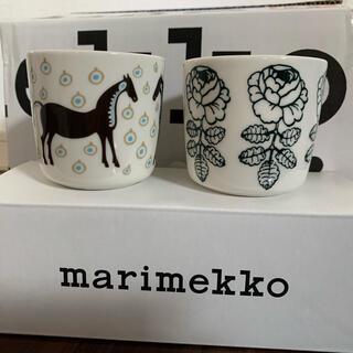 マリメッコ(marimekko)のマリメッコ  ラテマグ(食器)