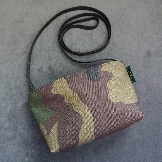 Herve Chapelier(エルベシャプリエ)のエルベシャプリエ スクエア型ショルダーバッグxs レディースのバッグ(ショルダーバッグ)の商品写真