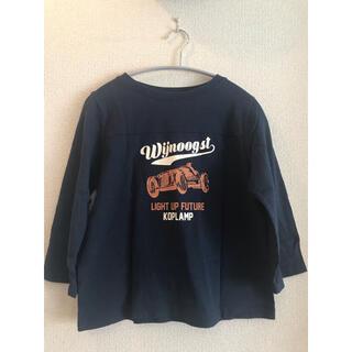 アースミュージックアンドエコロジー(earth music & ecology)のTシャツ 7分袖(シャツ/ブラウス(長袖/七分))
